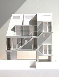 (仮称)中延共同住宅[E号室]の外観