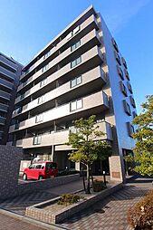 福岡県福岡市西区下山門1丁目の賃貸マンションの外観