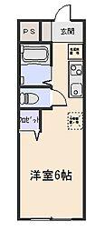 グランコート伊勢崎[3階]の間取り