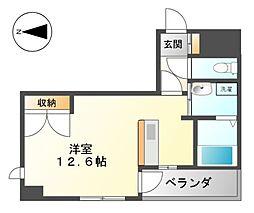 ランドハウス浄心[10階]の間取り
