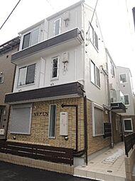 東京都江東区南砂3丁目の賃貸アパートの外観