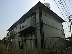 埼玉県さいたま市西区指扇の賃貸アパートの外観