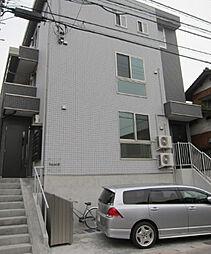 千葉県千葉市稲毛区小仲台7丁目の賃貸アパートの外観