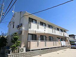 愛知県愛知郡東郷町北山台1丁目の賃貸アパートの外観