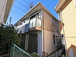 千葉県千葉市若葉区千城台西2丁目の賃貸アパートの外観