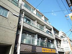 グランシャトー橘[3階]の外観