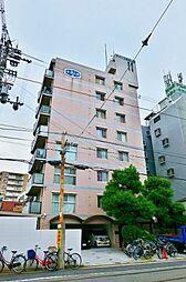 パシフィック帝塚山西[4階]の外観
