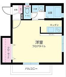 新築 アレイムK[302号室号室]の間取り