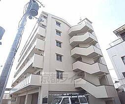 京都府京都市右京区太秦松本町の賃貸マンションの外観