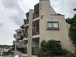 神奈川県横浜市鶴見区梶山2丁目の賃貸マンションの外観