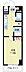 間取り,1K,面積25.96m2,賃料6.0万円,JR仙石線 小鶴新田駅 徒歩1分,JR仙石線 苦竹駅 徒歩22分,宮城県仙台市宮城野区新田東3丁目