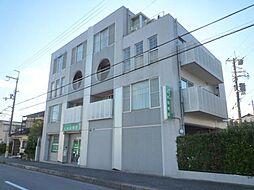 大阪府箕面市桜井1丁目の賃貸マンションの外観