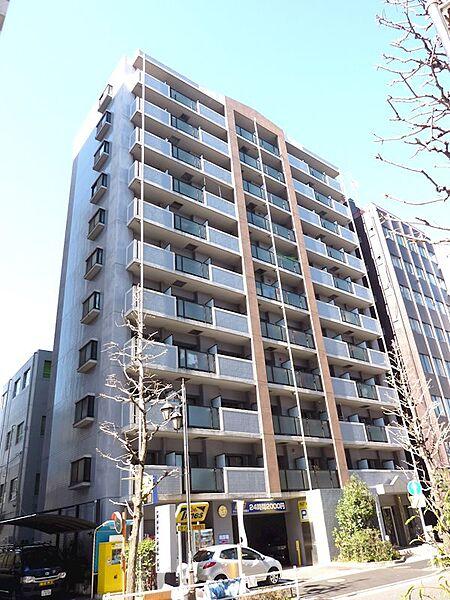 ドミール北新宿 3階の賃貸【東京都 / 新宿区】