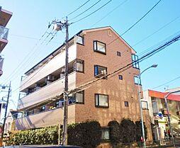東京都武蔵野市吉祥寺南町3丁目の賃貸マンションの外観
