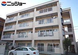 ソレイユ成田[2階]の外観