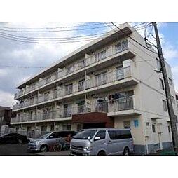 上野マンション[1階]の外観
