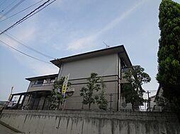 グランデュール羽曳が丘[2階]の外観