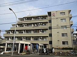 ユースピア大倉山[3階]の外観