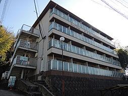 兵庫県姫路市北平野4丁目の賃貸マンションの外観