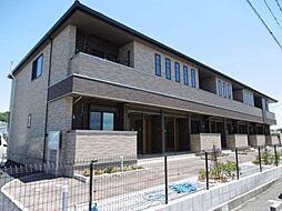 JR阪和線 紀伊駅 バス15分 根来下車 徒歩5分の賃貸アパート