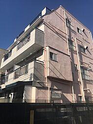 清水サンハイツ[3階]の外観