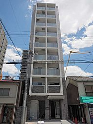 Gladio上町台(グラディオ)[8階]の外観