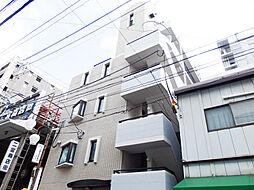 佐竹マンション[4階]の外観
