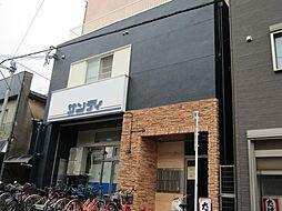 田辺フジタビル[3階]の外観