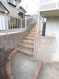 タケダフラット[2階]の外観
