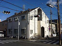 綱島グレイス[2階]の外観