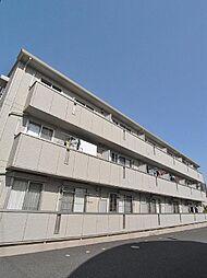 埼玉県ふじみ野市駒林元町4丁目の賃貸アパートの外観