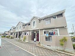 近鉄長野線 滝谷不動駅 徒歩5分の賃貸アパート