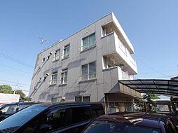 鈴木グリーンハイツ[3階]の外観