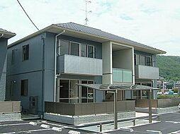 ブルメゾン B棟[1階]の外観