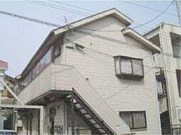 ジュネス稲田堤[2階]の外観