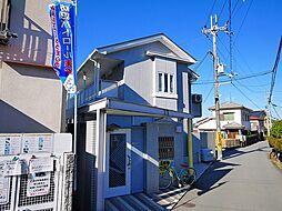シティパレス生駒東松ヶ丘P-2[2階]の外観