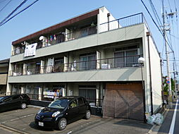 武村マンション[103号室]の外観