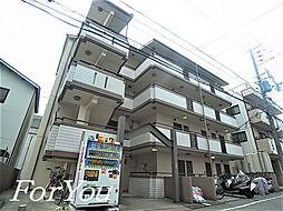 兵庫県神戸市灘区大石東町3丁目の賃貸マンションの外観