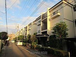 小田急東林間マンション[3階]の外観