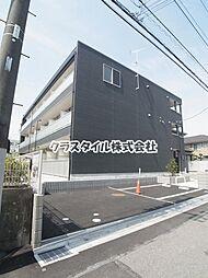 神奈川県座間市緑ケ丘4丁目の賃貸マンションの外観