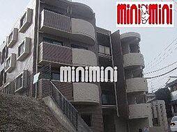 愛知県名古屋市緑区鳴丘1丁目の賃貸マンションの外観