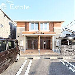愛知県名古屋市南区鳴尾1の賃貸アパートの外観
