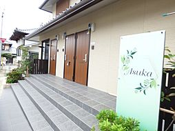 京都地下鉄東西線 醍醐駅 徒歩6分の賃貸アパート
