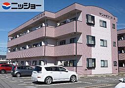 サントピア21A棟[1階]の外観