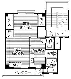 【敷金礼金0円!】ビレッジハウス福光2号棟