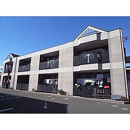 静岡県静岡市駿河区西脇の賃貸マンションの外観