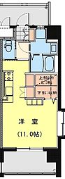 California APT ~カリフォルニア アパートメント~ 7階ワンルームの間取り
