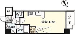 グランドポレストーネ大手町弐番館[10階]の間取り