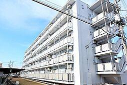 ビレッジハウス秋多[1-302号室]の外観