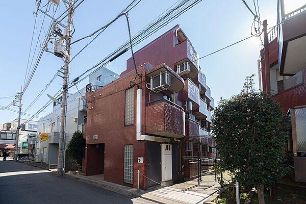 レスポワール世田谷上北沢I[104号室号室]の外観